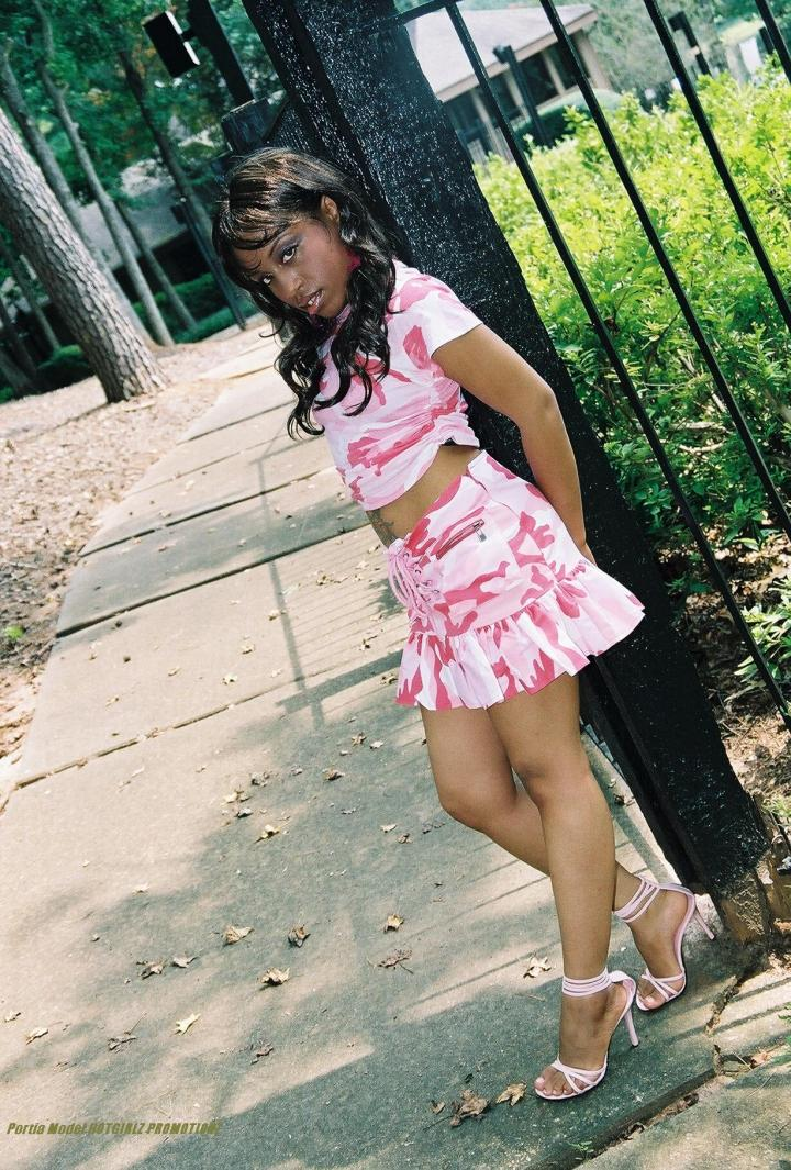 Female model photo shoot of PORTIA-MARIE in ATLANTA, GA