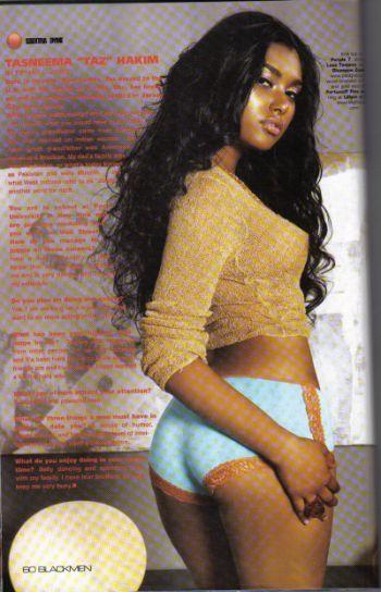 Oct 16, 2005 blackmens magazine