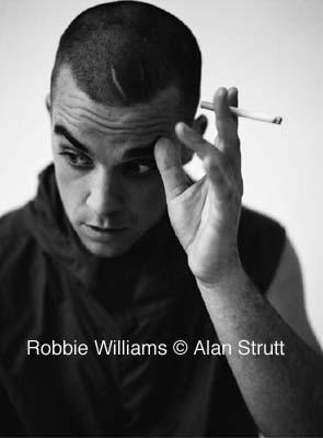 Los Angeles Oct 30, 2005 Alan Strutt Robbie Williams