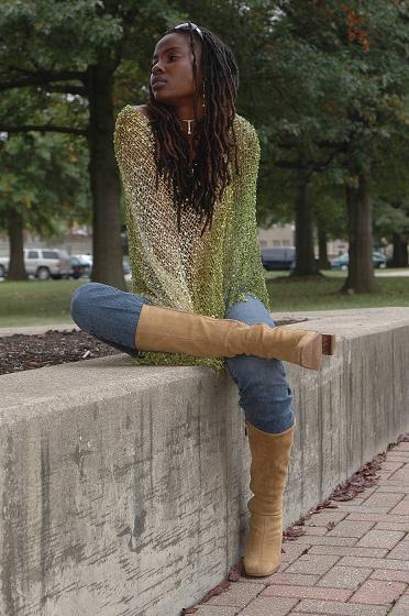 Female model photo shoot of sxydredz