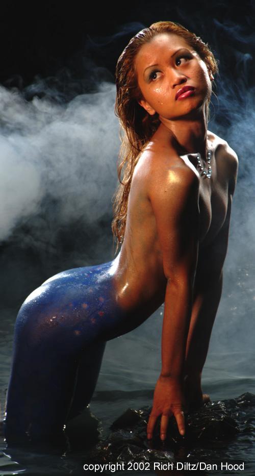 Dan Hood Studio Nov 04, 2005 Second Skin Images My first Mermaid
