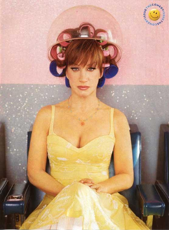Los Angeles Nov 05, 2005 Blake Little Kathy Griffin for LA Magazine