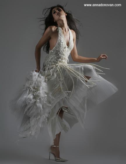 Nov 10, 2005 annadonovan Nargis from Model M, designer Selma Karaca