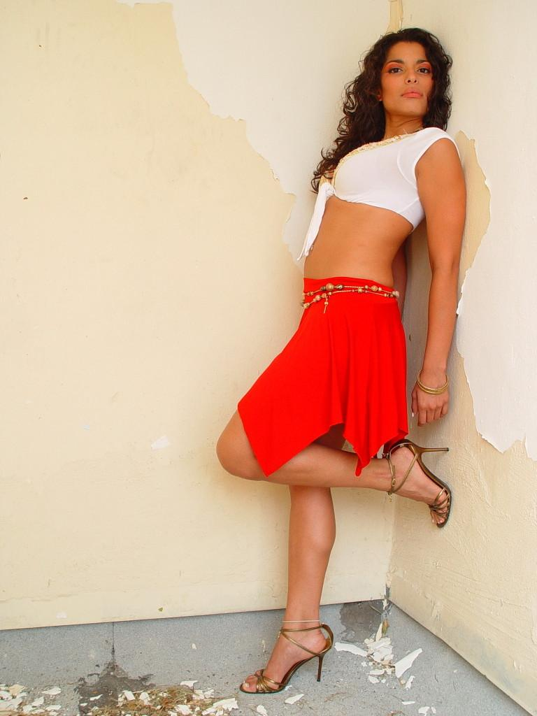 Female model photo shoot of Veronica Adames in SoBe
