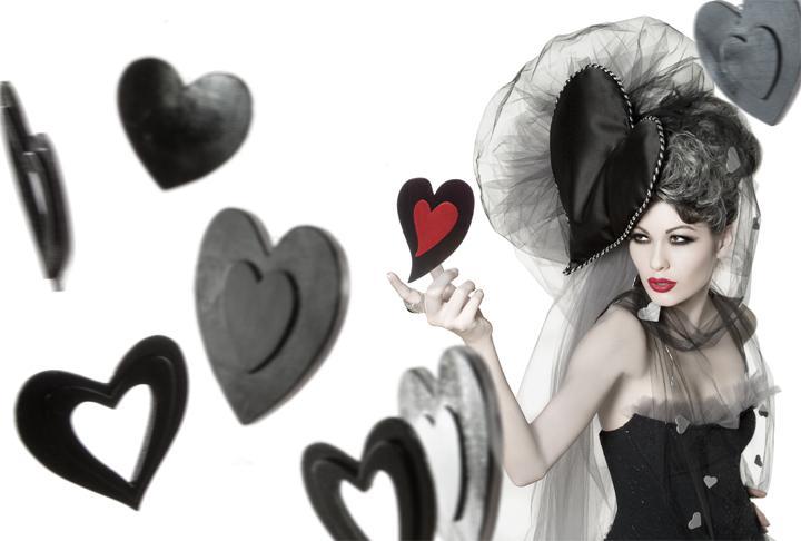 Los Angeles/Santa Clarita Nov 30, 2005 Suzette Troche-Stapp Queen Of Hearts
