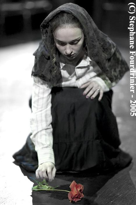 Male model photo shoot of SFR in TBG theatre