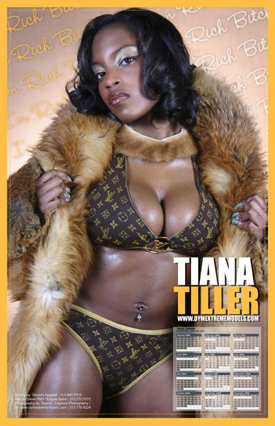 Female model photo shoot of TianaTiller in The Furnace