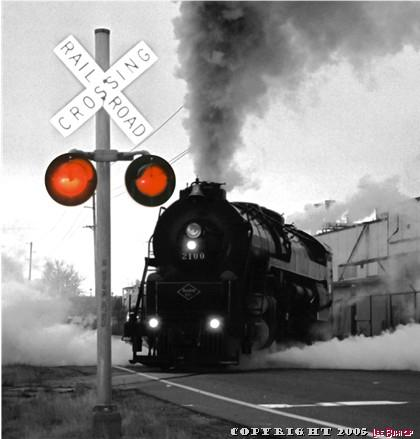 Former Reading RR # 2100 at Tacoma, Washignton, taken October 2005 Dec 08, 2005 2005 Lee Bishop Red Light District