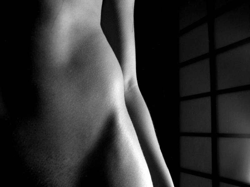 Female model photo shoot of Moksha by David Rolin in Portland Or