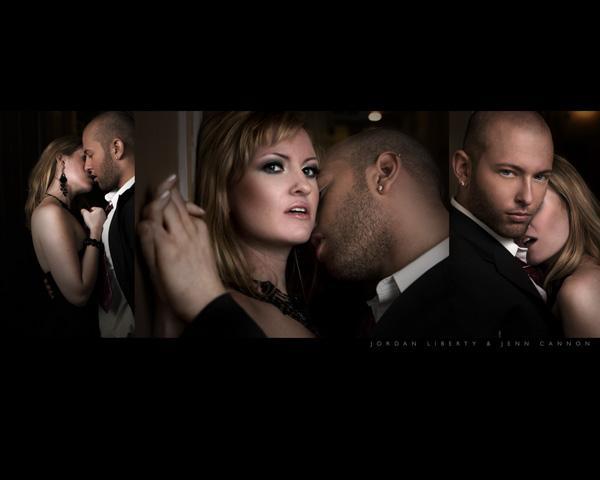 Dec 16, 2005 Jonathan Sorber Jordan Liberty & Jenn Cannon. Promo shoot.