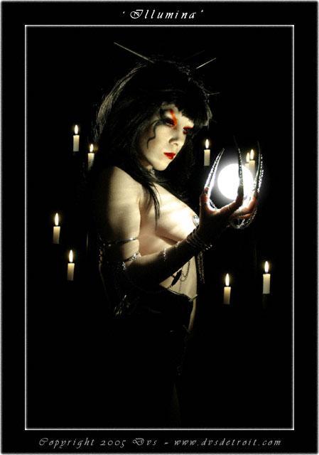 Dec 18, 2005 Illumina<br> Makeup/Hair by Untamed Image<br> Wardrobe/Jewelry by DVS