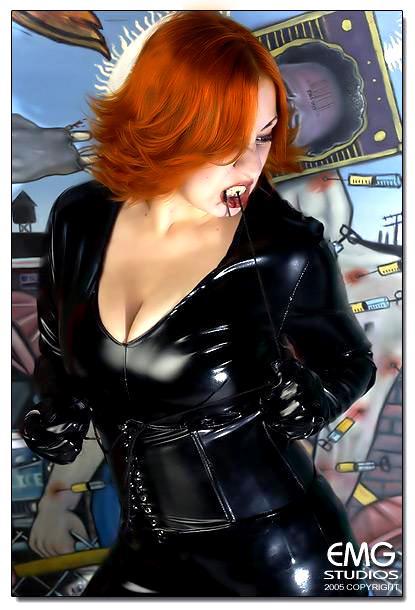 Philadelphia/EMG Studios Dec 19, 2005 EMG Studios You Shall Lace My Corset TIGHTER!