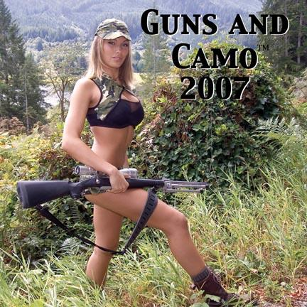 Dec 23, 2005 Reel Fish Calendars Guns and Camo 2007 Cover
