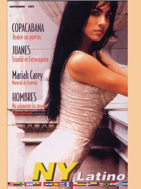 Dec 23, 2005 NY Latino Magazine Inc. NY Latino Magazine/cover