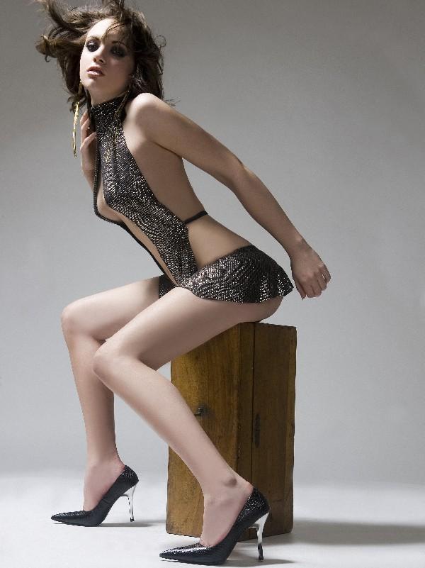 Female model photo shoot of Meghan