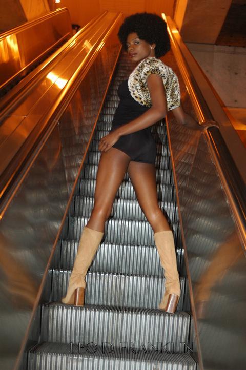 Female model photo shoot of Uzuri