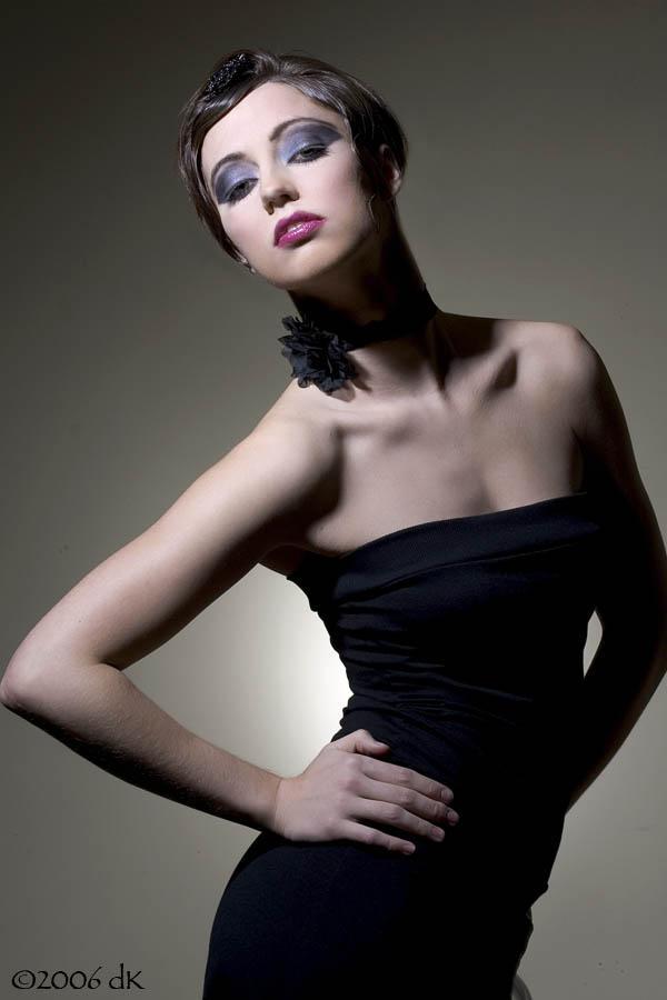 Female model photo shoot of Angel Pennington in Southbound Studio