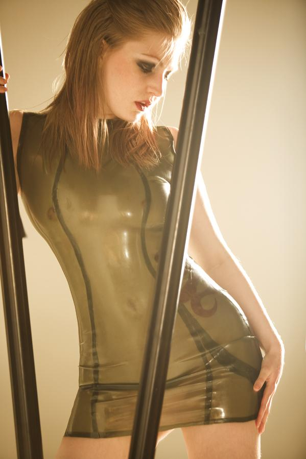 Jan 12, 2006 latex dress made by me
