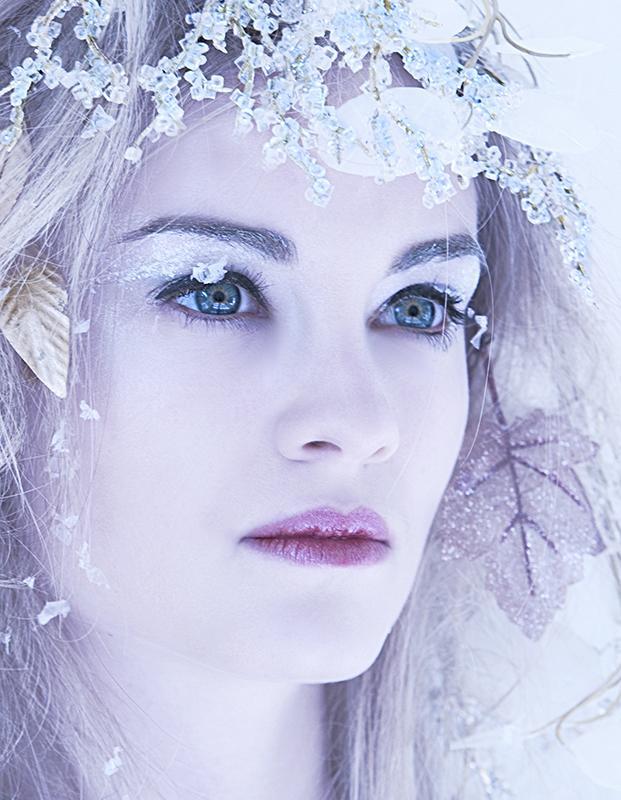 SJ Jan 13, 2006 Haleh B Ice Queen- Brittany (Model) Anna Tyagi (MUA)