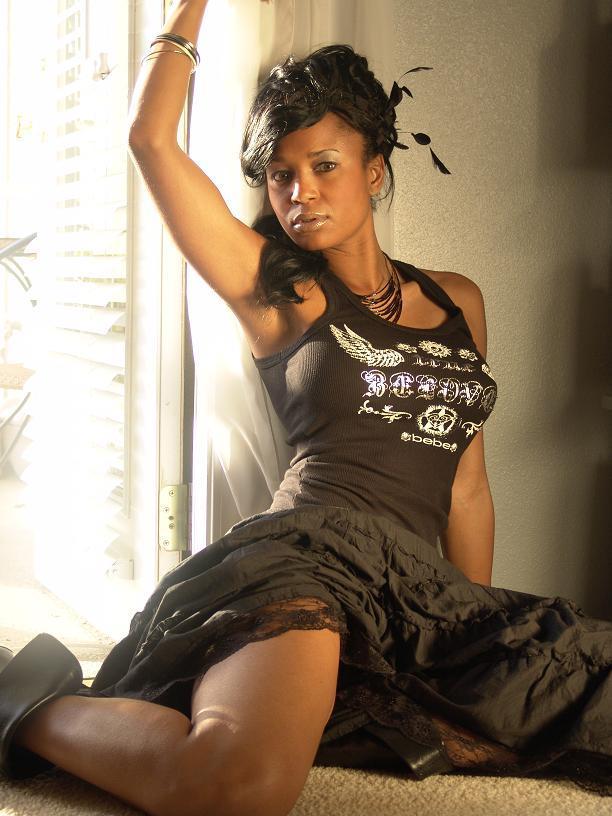 Female model photo shoot of Tae Ascemon in Jacksonville, Florida