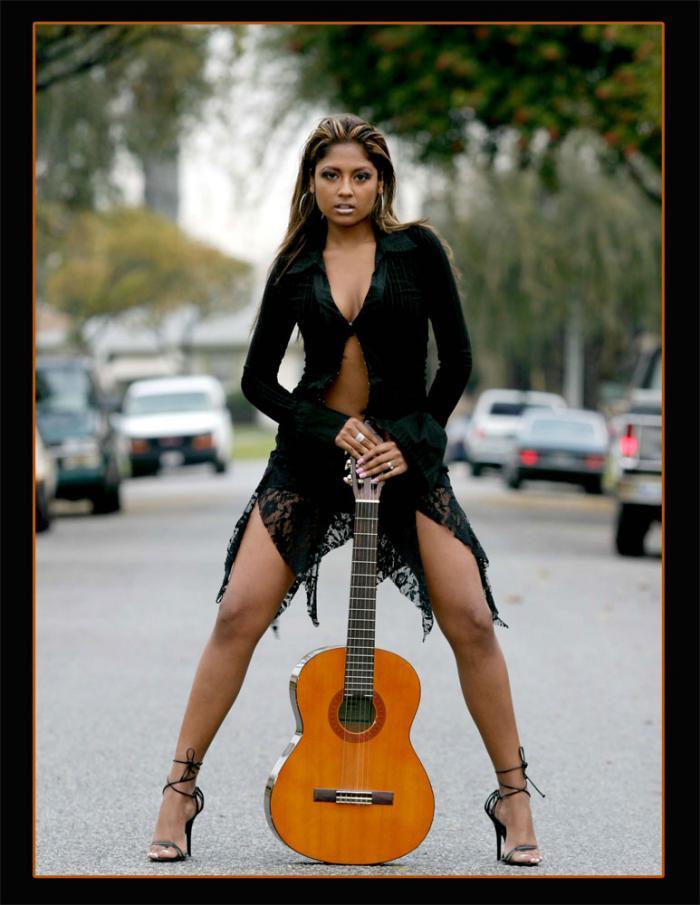 Los Angeles, California Jan 23, 2006 Studio 63 Productions Model:Candi Model/Recording Artist