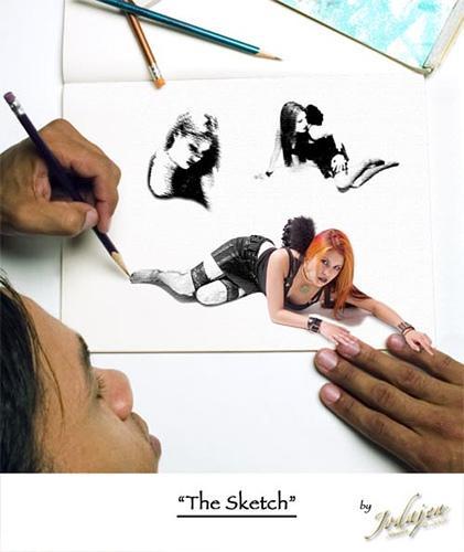 Jan 23, 2006 © 2005 Jodajen The Sketch