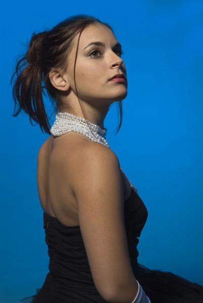 Female model photo shoot of Sarah Sparkles in Austin, Texas