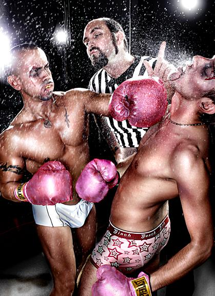 Jan 30, 2006 ©2005 M. Scott Whitson Photography Gay Boxing for Philth Magazine
