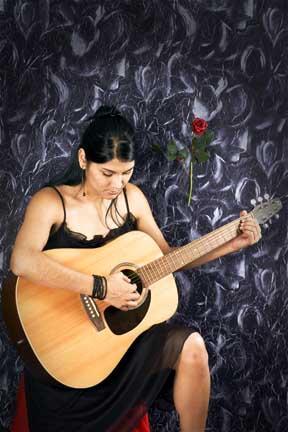 Mesa, Az Jan 30, 2006 Habenero Photography Classical Guitarist