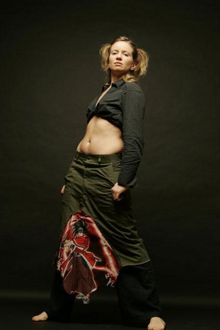 Female model photo shoot of ShalomMarie