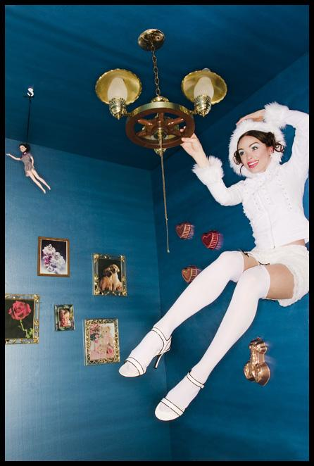SF Feb 09, 2006 Soybaby Model: the infamous Anna Jacobs!! This was the most fun Ive ever had on a shoot in my whole life. Were tricky! And NO A GREEN SCREEN WAS NOT USED! NOR DID WE PHOTOSHOP HER INTO THE PICTURE!!