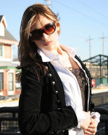 Female model photo shoot of Jenna G-Love in NJ