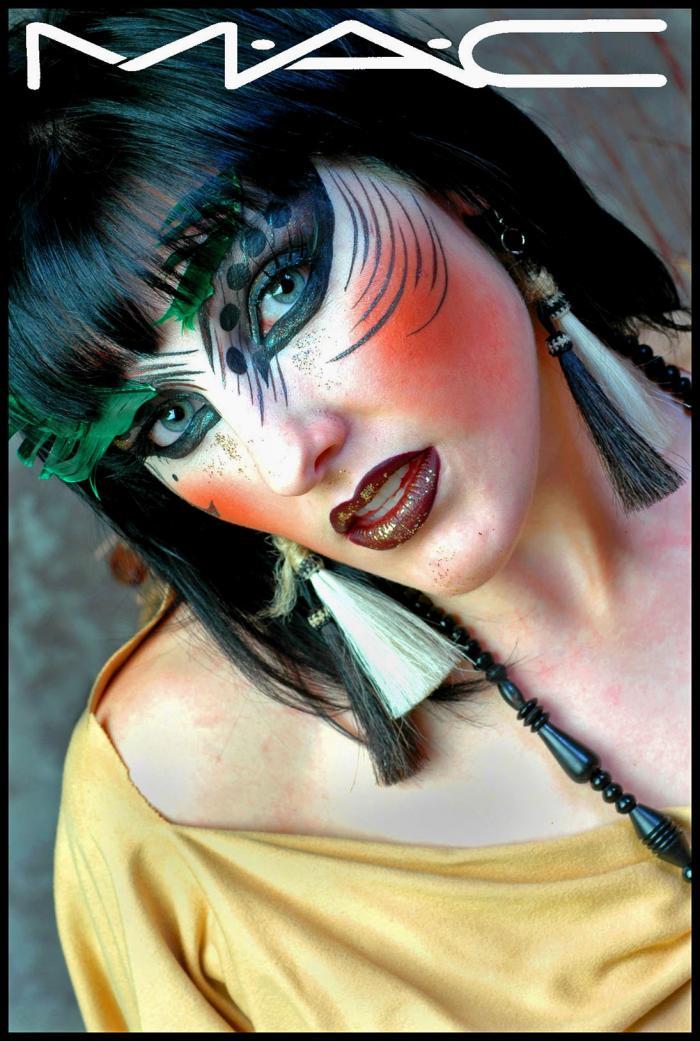 studio Feb 12, 2006 nywestphoto.com makeup by sarah smith