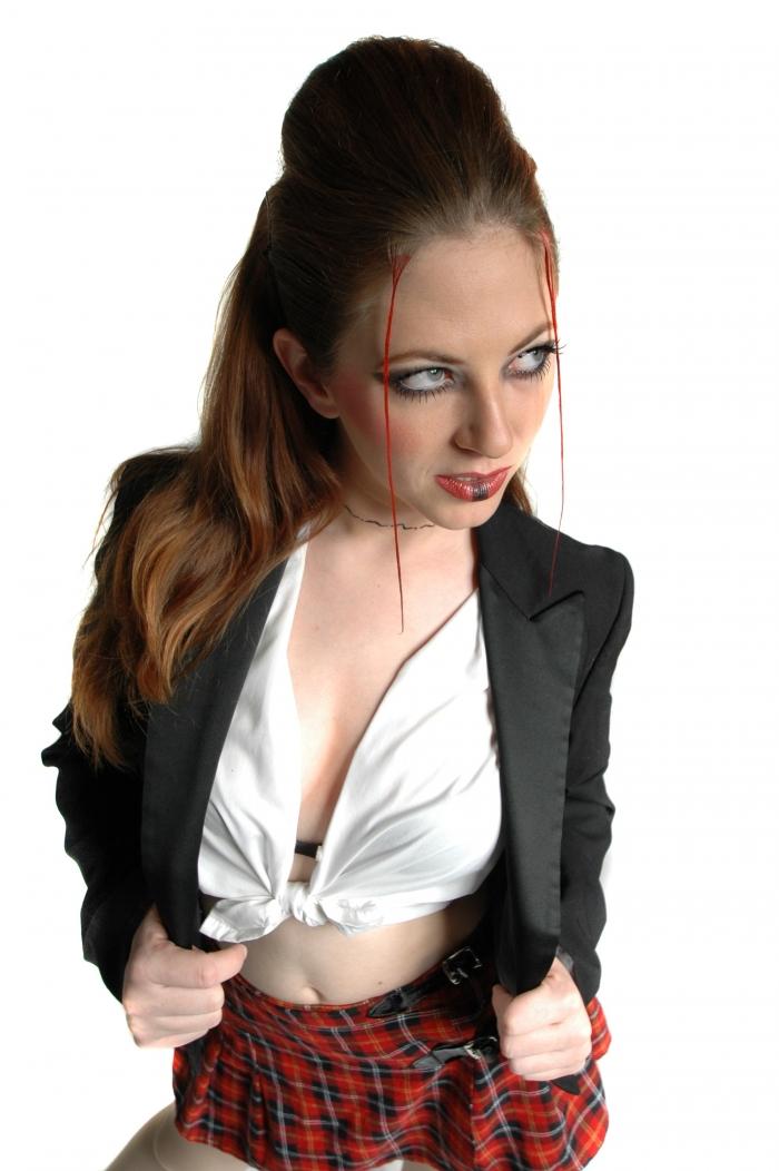 Female model photo shoot of Alexie Star in Altamonte Springs