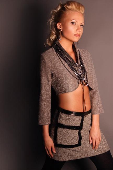 Studio Feb 22, 2006 Allen Minassian 2006 Upscale Fashion in BeBe & Vintage Chanel