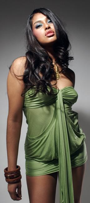 Feb 26, 2006 Stylist: Alberto Johnson, MUA: Lydia,  Hair: Falicia Photog:MSJ