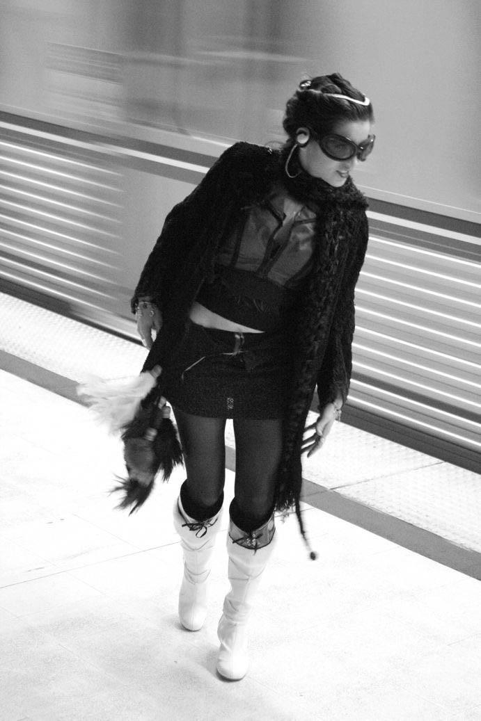 Female model photo shoot of Danette  by Star