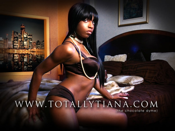 Female model photo shoot of TianaTiller