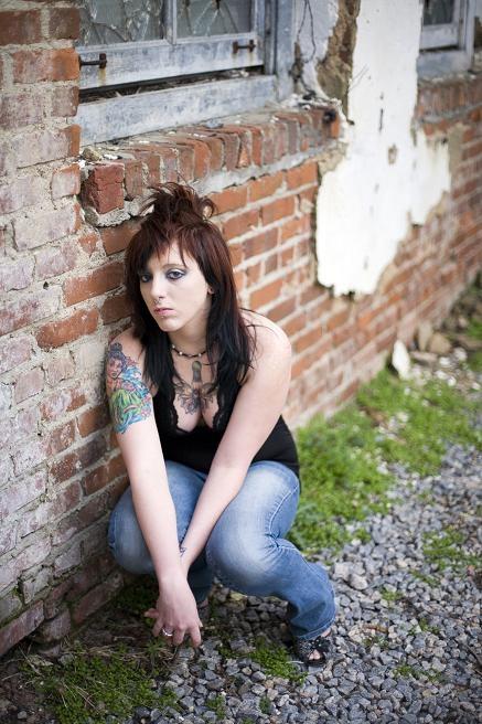 Female model photo shoot of amy jo