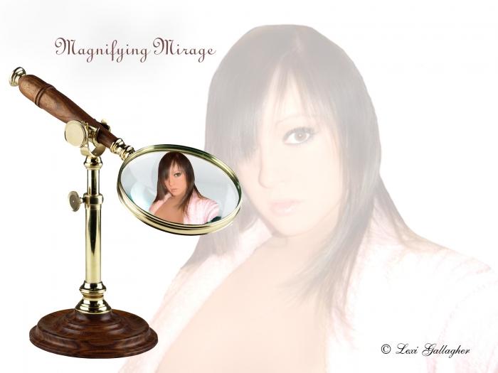 UK Mar 09, 2006 LG Magnifying Mirage