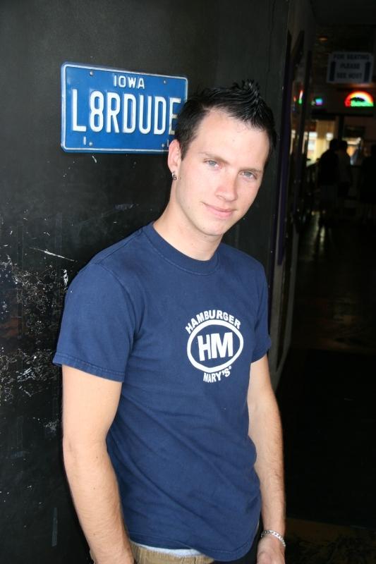 Male model photo shoot of Edward Lannin Photos in Hamburger Mary, Phoenix Arizona