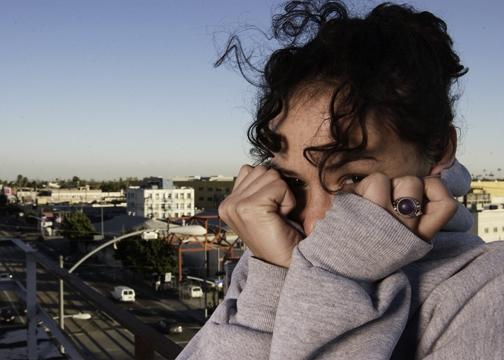 Female model photo shoot of Daniella Renee Photo in Los Angeles CA