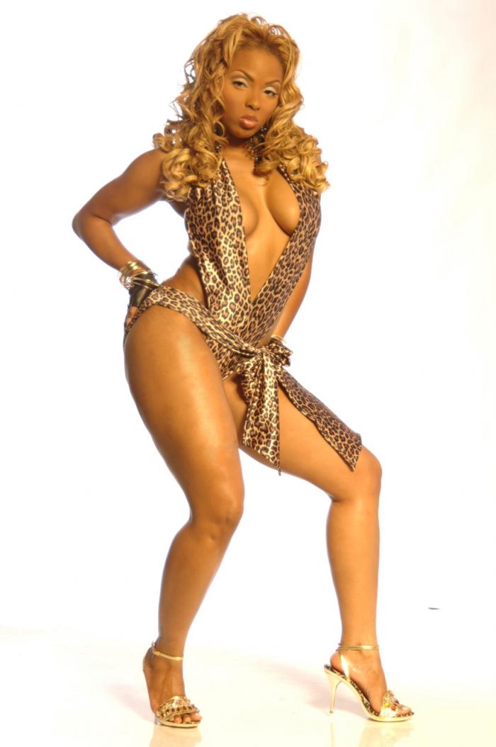 Mar 21, 2006 GFletcher Gabrielle--Hairby Oye--Stylist- Mike Photography-- Shawn Dowdell