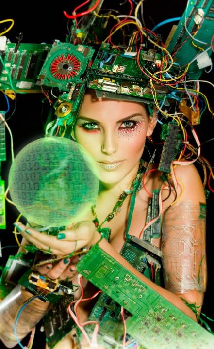 Los Angeles/Santa Clarita Mar 22, 2006 Suzette Troche-Stapp Goddess Of Technology II
