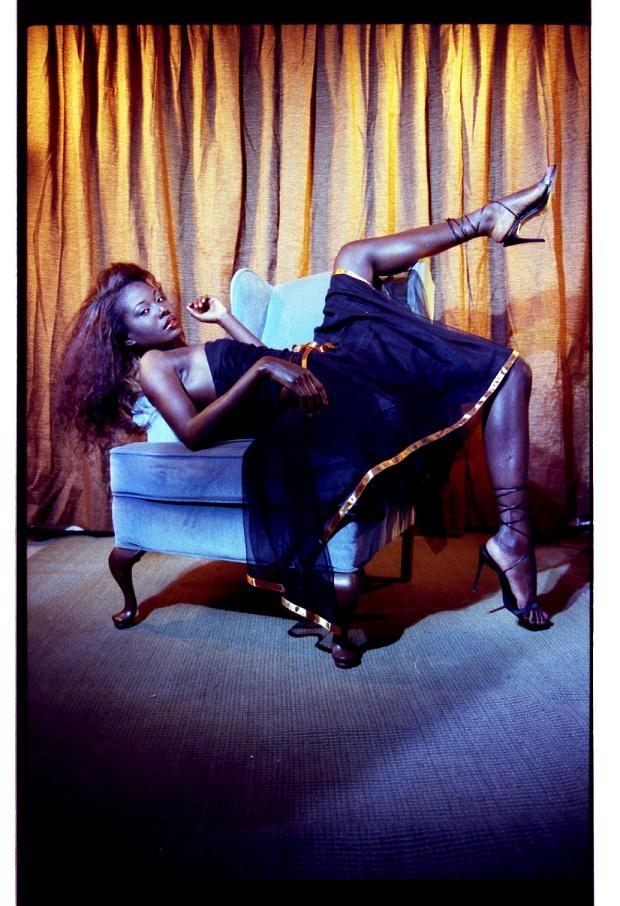Female model photo shoot of DeniseMilfort in Los Angeles