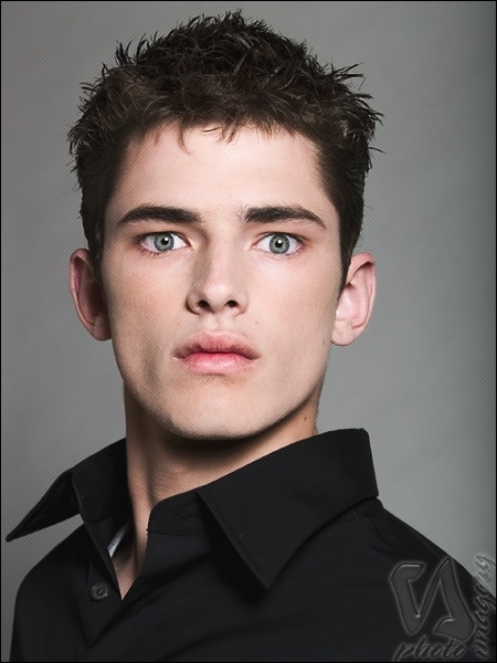 Studio M Mar 28, 2006 2006, Todd Steinwart Staredown? You lose! Seanopry, makeup: photographer