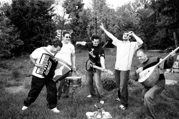 Mar 28, 2006 Band Photo Shoot