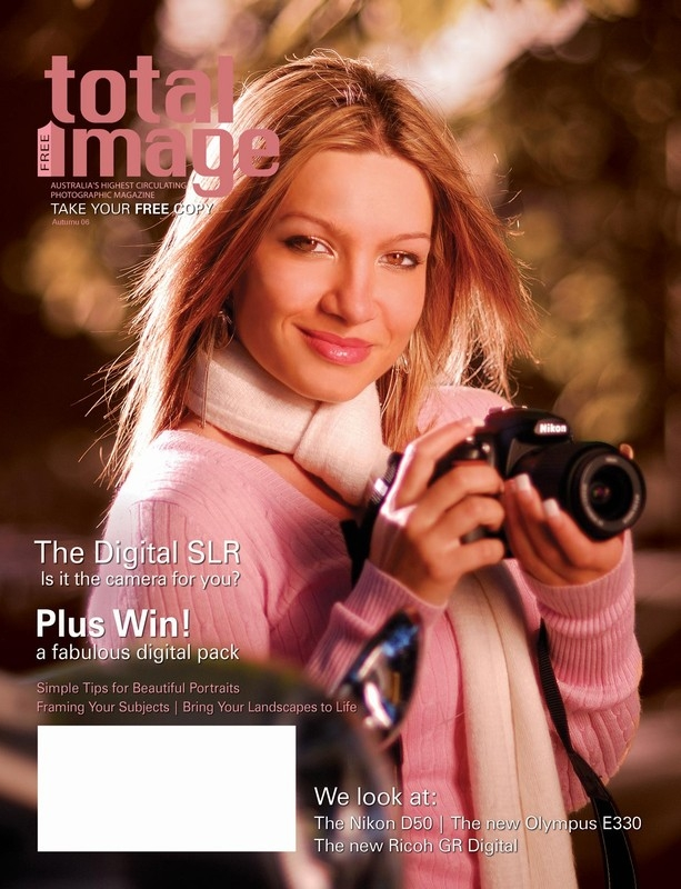 Melbourne Apr 03, 2006 TOTAL IMAGE MAGAZINE TOTAL IMAGE MAGAZINE COVER