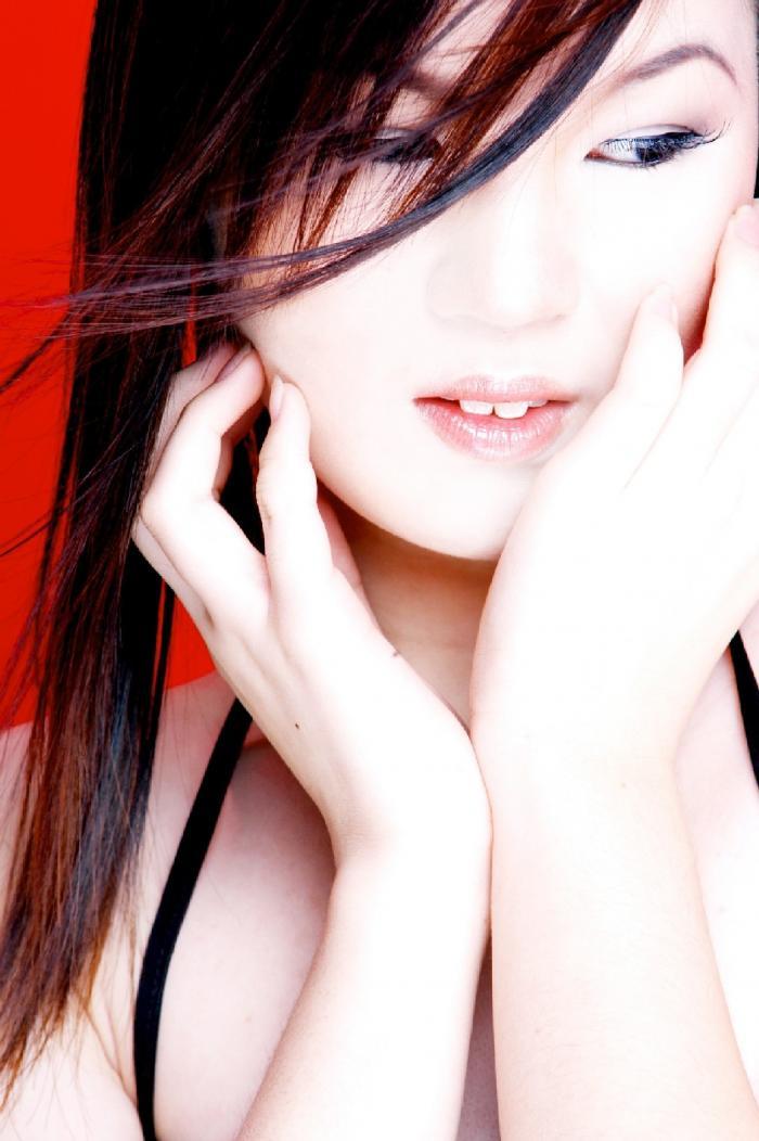 Female model photo shoot of DevilzCutie in Indonesia