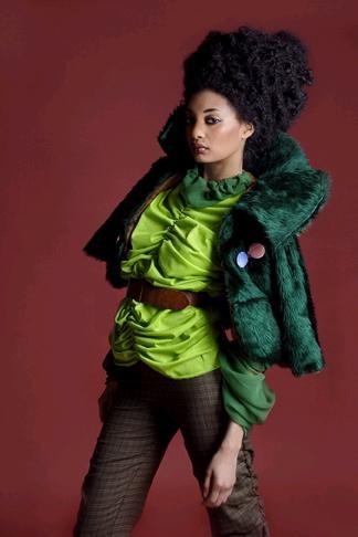 Female model photo shoot of Tenee Nelson in New York